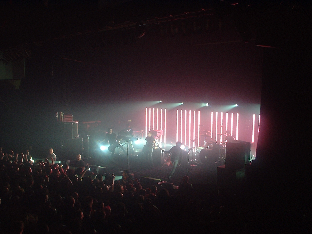 The Gorge - Nine Inch Nails live in London